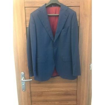 Ciemnoniebieski garnitur Phoenix