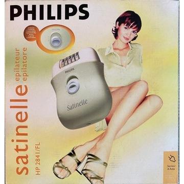 Depilator Philips Satinelle HP 2841/FL