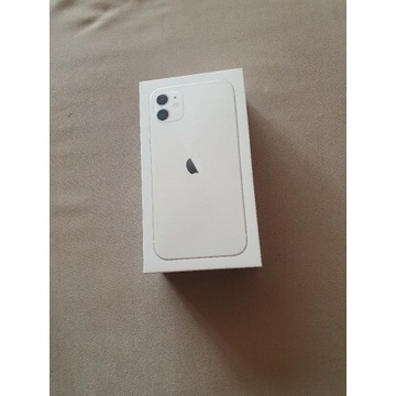 Nowy iPhone 11 64gb White
