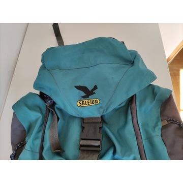 Duży, turystyczny plecak Salewa ok. 70l