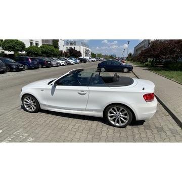 BMW e88 (seria 1 cabrio)