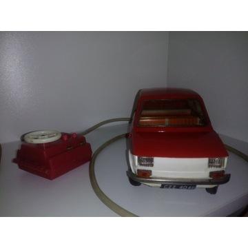Fiat 126p czz na kabel