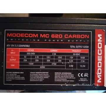 MODECOM Carbon MC620 620W ATX