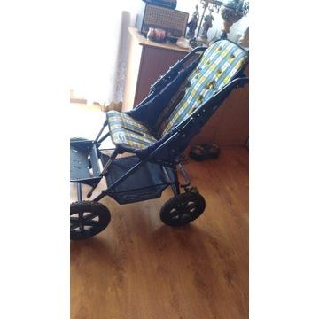 Wózek dla niepełnosprawnego dziecka