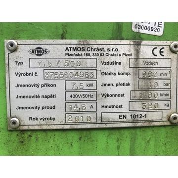 Kompresor ATMOS 7,5/500