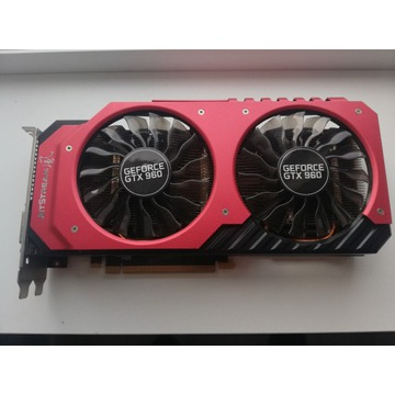 Karta graficzna Palit GeForce GTX 960 Jetstream