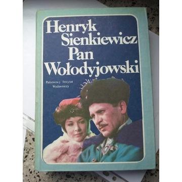 H. Sienkiewicz Pan Wołodyjowski piekne ilustracje