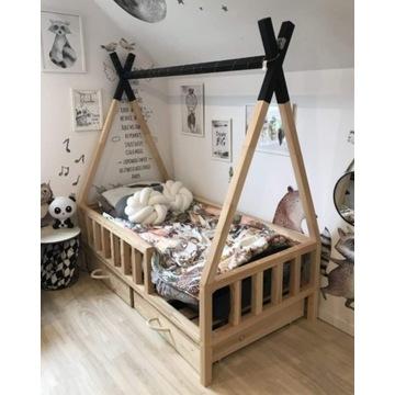 Łóżeczka dla dzieci Domki /Tipi