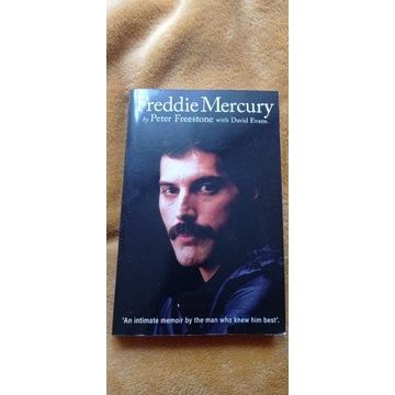 Peter Freestone Freddie Mercury an intimate memoir