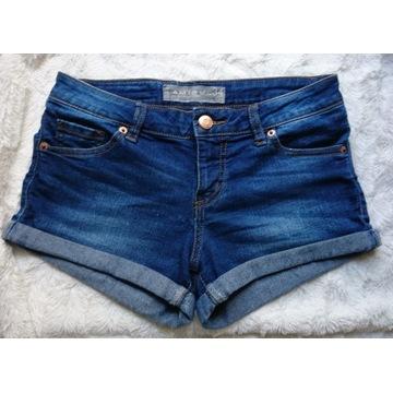 Spodenki jeansowe AMISU XS