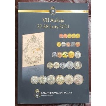 Katalog Aukcyjny VII Aukcja Wójcicki numizmatyczny