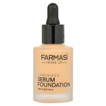 Farmasi- rozświetlajacy podklad z serum 30 ml