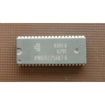 KM416C256 DRAM CMOS -4Mbit 60ns SOJ-40
