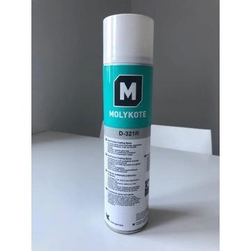 Molykote D-321R. Spray 400ml