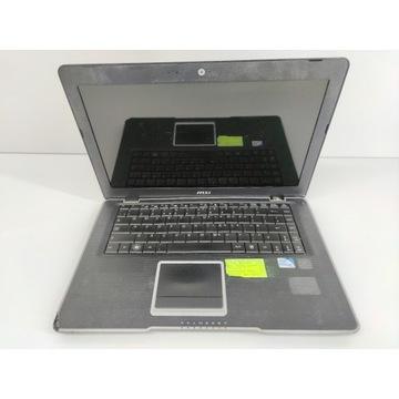 Laptop MSI X400 SPRAWNY (MSI01)