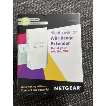 Netgear Nighthawk x4 AC2200 model ex7300