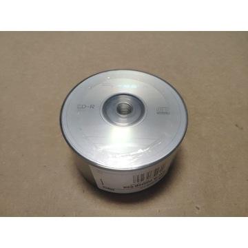 Płyty CD FIESTA CD-R 700 mb 52x cake 50 szt.