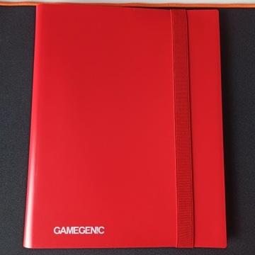 Gamegenic casual album 18-pocket red czerwony