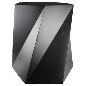 Stolik czarny, podstawa do stołu