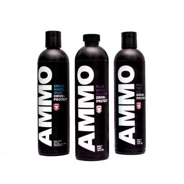 AMMO zestaw do kompleksowej pielęgnacji kół