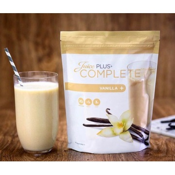 Shake Complete by Juice Plus waniliowy, suplement