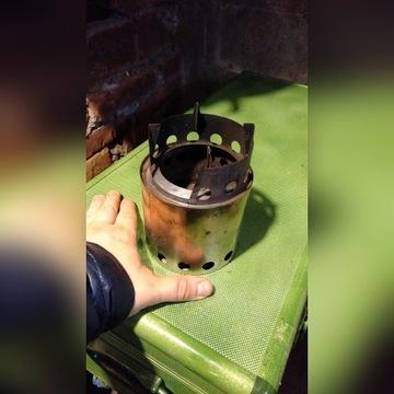 Bush buddy 130g kuchenka woodgas