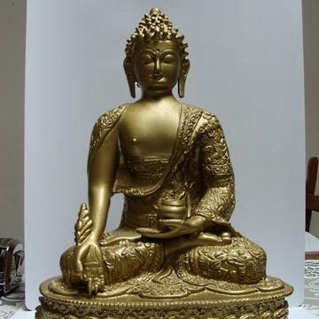 Budda Medycyny - Sangye Menla - posążek - zdrowie