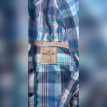 Koszula z kapturem Hollister