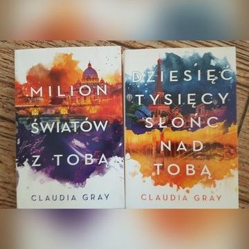 Claudia Gray Milion światów z tobą