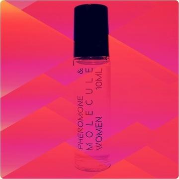 Pheromone & Molecule TONKA for Woman 10ml roll on