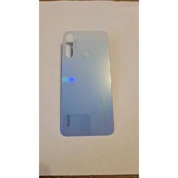 Plecki tył klapka Xiaomi redmi note 8t