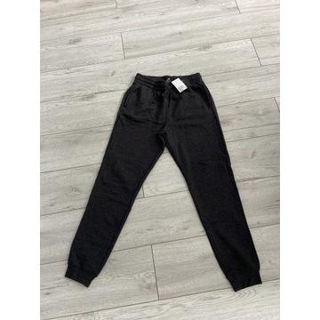 H&M Sweatpants regular fit S szare