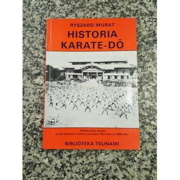 Historia karate-do Ryszard Murat