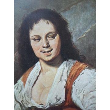 """przedwojenna """"Cyganka""""-Stella Bochnia pocztówka"""