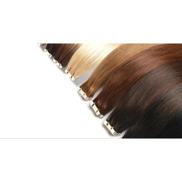 Włosy rosyjskie 55 cm