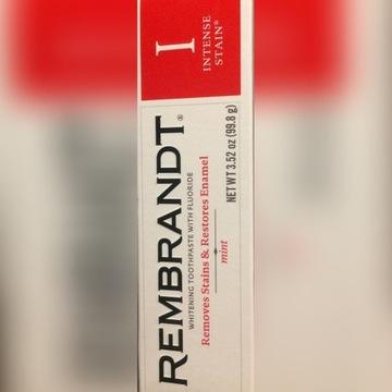 Pasta do zebow wybielajaca Rembrandt 99.8 g