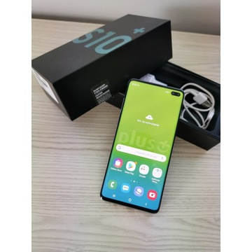 Samsung Galaxy S10 Plus 128GB Dual Sim Prism Green