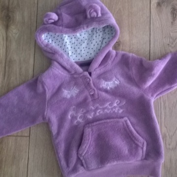 Bluza polar dla dziecka 74