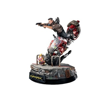 Figurka Cyberpunk 2077 V Collectible Statue - NOWA
