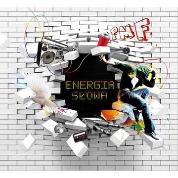 PMF - Energia Słowa 2 CD Hip-Hop Rap Polski Kraków
