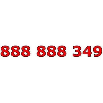 888 888 349 HEYAH ŁATWY ZŁOTY NUMER STARTER