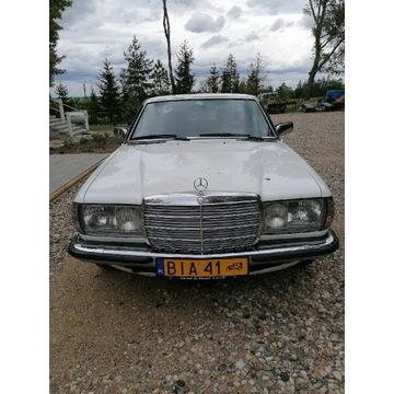 Mercedes 123, 230 CE coupe