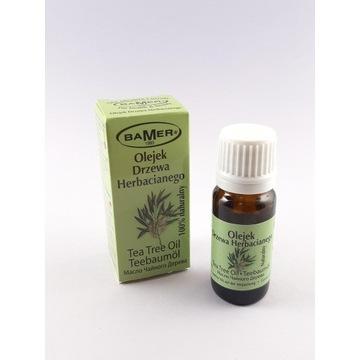 Olejek eteryczny Drzewa Herbacianego 7 ml Bamer