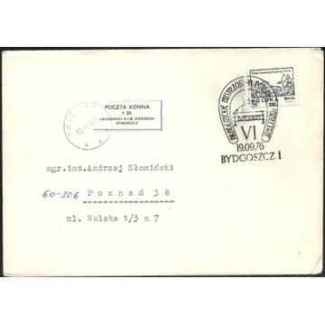 Poczta konna 1976 Akademickie Mistrzostwa Polski