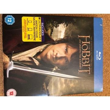 """""""Hobbit'' Blu-ray"""