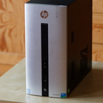 HP Pavilion 550-194NG i5-6400 GT-730 12GB SSD+HDD