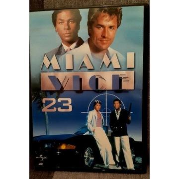 Miami Vice 23 DVD odcinek 45 i 46