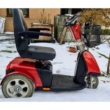 Wózek inwalidzki skuter elektryczny TROPHY