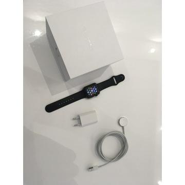 Apple watch 1 gen czarny 42mm sprawny komplet