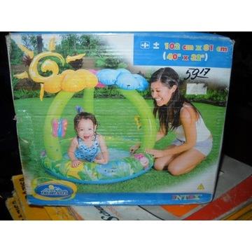 nowy basen dla dzieci
